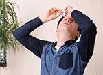 緑内障の長期点眼、マイボーム腺機能に注意をのイメージ