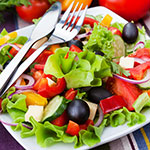 ベジタリアンは肉食より脳卒中リスク増/BMJのイメージ